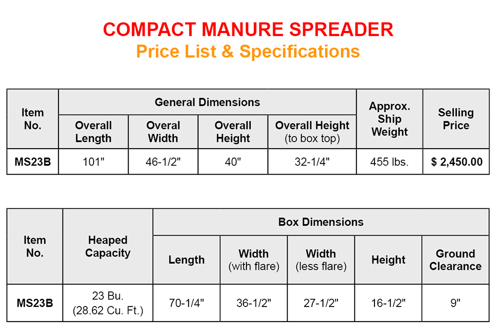 Poly Silo Hopper price list